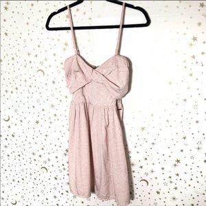 ✨ Roxy Blush Pink For Shore Dress